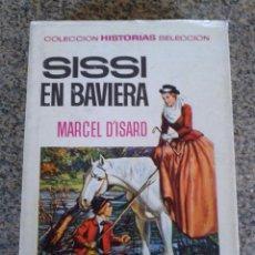 BDs: SISSI EN BAVIERA -- SERIE SISSI -- Nº 8 -- 1ª EDICION 1966 -- BRUGUERA --. Lote 50466873