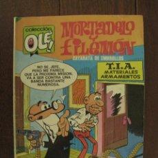Tebeos: MORTADELO Y FILEMON, Nº 100 - 5ª EDICION / EDITORIAL BRUGUERA 1983. Lote 50499601