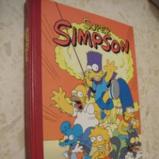 Tebeos: SUPER SIMPSON Nº 1 . Lote 50501149