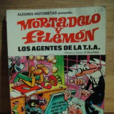 Tebeos: MORTADELO Y FILEMON - SERIE ALEGRES HISTORIETAS Nº 3. Lote 50502864
