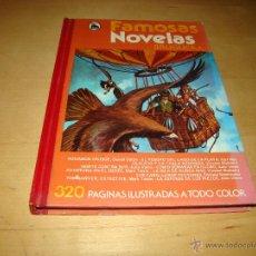 Tebeos: FAMOSAS NOVELAS BRUGUERA - TOMO V. Lote 50513155