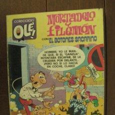 Tebeos: MORTADELO Y FILEMON, Nº 202 - 2ª EDICION / EDITORIAL BRUGUERA 1983. Lote 50532777