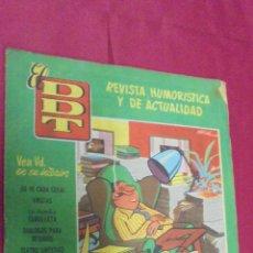 BDs: DDT. Nº 317. EDITORIAL BRUGUERA.. Lote 50536878