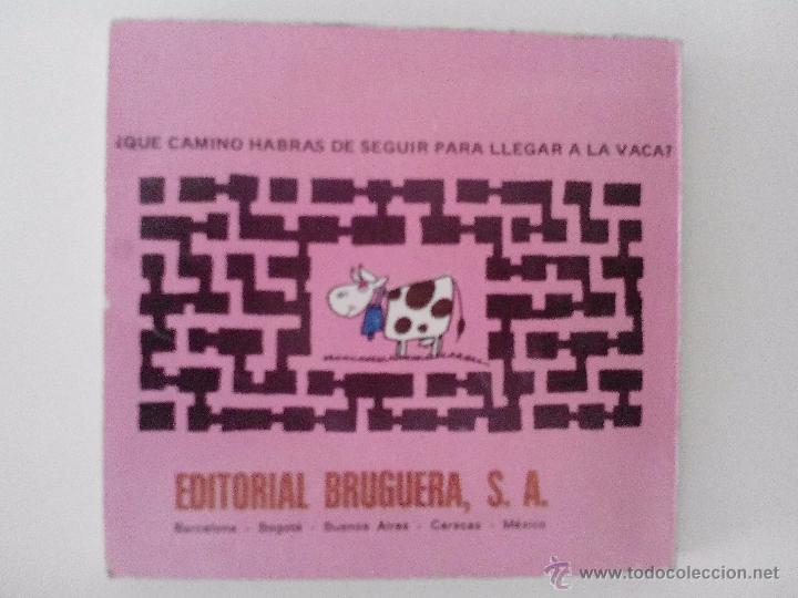Tebeos: PASATIEMPOS JUVENILES BRUGUERA,3ªEDICION, 1976 - Foto 2 - 171680604