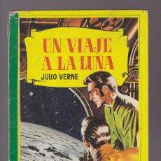 Tebeos: COLECCION CORINTO - UN VIAJE A LA LUNA, JULIO VERNE. EDITORIAL BRUGUERA.. Lote 128137934