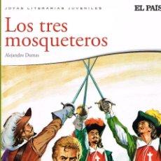 Tebeos: LOS TRES MOSQUETEROS.EDICIONES EL PAÍS. Lote 50665089