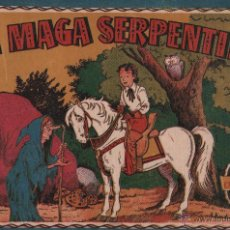 Tebeos: LA MAGA SERPENTINA Nº 40.- ED.BRUGUERA.. Lote 50698993
