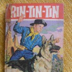 Tebeos: RIN-TIN.TIN. EL ASALTO DEL RANCHO. COLECCION HEROES Nº 2. EDITORIAL BRUGUERA, 1967. TAPA DURA. 160 I. Lote 50739273
