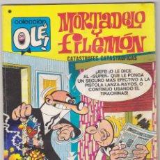 Tebeos: COLECCIÓN OL,E Nº 88. MORTADELO Y FILEMÓN. 3ª EDICIÓN BRUGUERA 1978.. Lote 50755570