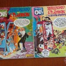 Tebeos: LOTE DE 4 CÓMICS / TEBEOS DE MORTADELO Y FILEMÓN. Lote 50790994