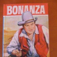 Tebeos: BONANZA. EL PROSCRITO. COLECCION HEROES Nº 40. EDITORIAL BRUGUERA, 1966. TAPA DURA. 239 PAGINAS. 290. Lote 50791599
