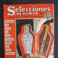 Tebeos: SELECCIONES DE HUMOR DE EL DDT Nº 106 EDITORIAL BRUGUERA. Lote 50858258