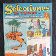 Tebeos: SELECCIONES DE HUMOR DE EL DDT Nº 44 EDITORIAL BRUGUERA. Lote 50858284