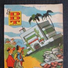 Tebeos: EL DDT Nº 51 EDITORIAL BRUGUERA. Lote 50858384