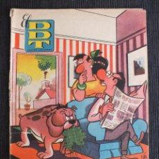 Tebeos: EL DDT Nº 81 EDITORIAL BRUGUERA. Lote 50858705
