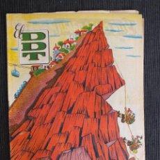 Tebeos: EL DDT Nº 149 EDITORIAL BRUGUERA. Lote 50859144