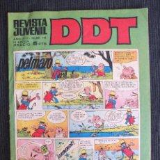 Tebeos: DDT Nº 145 REVISTA JUVENIL BRUGUERA. Lote 50859756