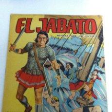 Tebeos: JABATO-GIGANTE Nº. 4. Lote 50884442