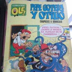 Tebeos: PEPE GOTERA Y OTILIO CHAPUZAS A DOMICILIO EDIT BRUGUERA AÑO 1984. Lote 50887503