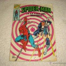 Tebeos: SPIDERMAN N. 9 , A LA CAZA DEL HOMBRE . Lote 50905300