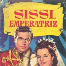 Tebeos: SISSI EMPERATRIZ. COLECCIÓN HISTORIAS Nº53. BRUGUERA, 1959. DIBUJOS DE MARÍA BARRERA . Lote 85467168