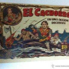 Tebeos: EL CACHORRO - Nº.82. Lote 50927338
