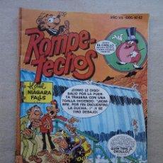 Tebeos - ROMPETECHOS Nº 42 BRUGUERA 1985 - 50987956