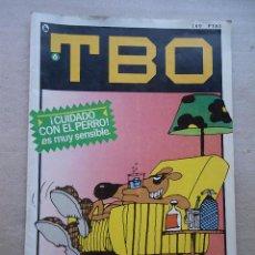 Tebeos: TBO Nº 6 BRUGUERA 1986. Lote 50989386
