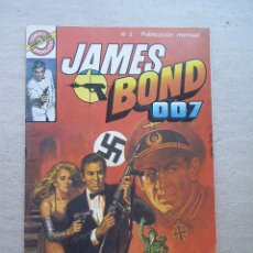 Tebeos: JAMES BOND Nº 3 JUICIO FINAL / BRUGUERA 1985 . Lote 50994632