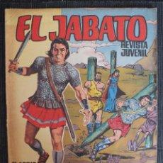 Tebeos: EL JABATO Nº 37 ALBUM GIGANTE EDITORIAL BRUGUERA. Lote 51042526