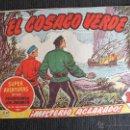 Tebeos: EL COSACO VERDE Nº 127 BRUGUERA. Lote 51043209