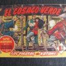 Tebeos: EL COSACO VERDE Nº 32 BRUGUERA. Lote 51043321