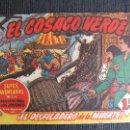 Tebeos: EL COSACO VERDE Nº 33 BRUGUERA. Lote 51043338