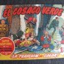 Tebeos: EL COSACO VERDE Nº 39 BRUGUERA. Lote 51043390