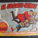 Tebeos: EL COSACO VERDE Nº 64 BRUGUERA. Lote 51043399