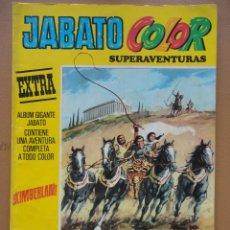 Tebeos: JABATO COLOR-EXTRA - 4 TERCERA ÉPOCA. Lote 51055847