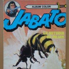 Tebeos: JABATO ALBUM COLOR - 5. Lote 51056122