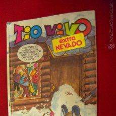 Tebeos: TIO VIVO EXTRA 47 - EXTRA NEVADO. Lote 51115641