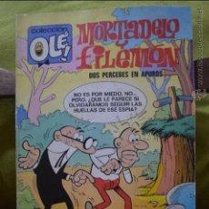 Tebeos: MORTADELO Y FILEMON - OLE 79 - DOS PERCEBES EN APUROS - IBAÑEZ - 4 EDICION - 10.8.1981 - BRUGUERA. Lote 51189948