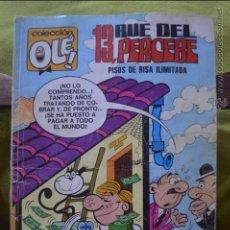Tebeos: 13 RUE DEL PERCEBE - PISOS DE RISA ILIMITADA - OLE - IBAÑEZ - 2 EDICION - NOV 1975 - BRUGUERA. Lote 51190626