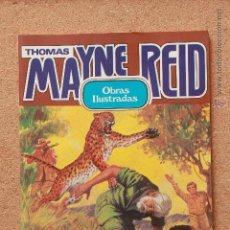 Tebeos: THOMAS MAYNE REID - OBRAS ILUSTRADAS. Lote 51191204