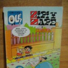 Tebeos: ZIPI Y ZAPE - COLECCION OLE Nº 190 , - BRUGUERA - 2ª EDICION 1982. Lote 51196578
