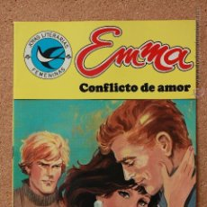 Tebeos: JOYAS LITERARIAS FEMENINAS - EMMA - CONFLICTO DE AMOR - Nº 105. Lote 51200107