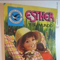 Tebeos: ESTHER Y SU MUNDO - SUPER JOYAS FEMENINAS - BRUGUERA - 2 EDICION - MAYO 1984 - PURITA CAMPOS. Lote 51223540