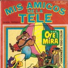 Tebeos: COMIC OYE MIRA, Nº 4. TUS AMIGOS DE LA TELE - ED. BRUGUERA. Lote 51236231