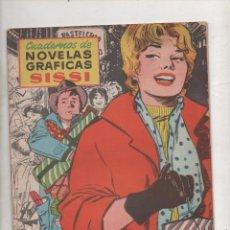 Tebeos: SISSI ALMANAQUE 1960 .SELECCION NOVELAS GRAFICAS. BRUGUERA.DA. Lote 51254440