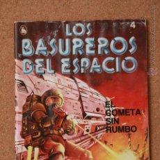 Tebeos: LOS BASUREROS DEL ESPACIO - EL COMETA SIN RUMBO - ILUSTRADA - Nº 4. Lote 51256337