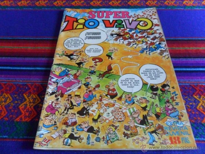 SUPER TIO VIVO Nº 14 CON BERNARD PRINCE. BRUGUERA 1973. 18 PTS. MUY BUEN ESTADO. (Tebeos y Comics - Bruguera - Tio Vivo)