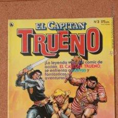 Tebeos: EL CAPITAN TRUENO - Nº 3 - AÑO I - 1ª ÉPOCA - ABRIL DE 1986. Lote 51341065