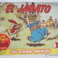 Tebeos: ANTIGUO CÓMIC - EL JABATO. ¡EL GRAN MING! - Nº 272 - SUPER AVENTURAS, BRUGUERA, 1963. Lote 51356194